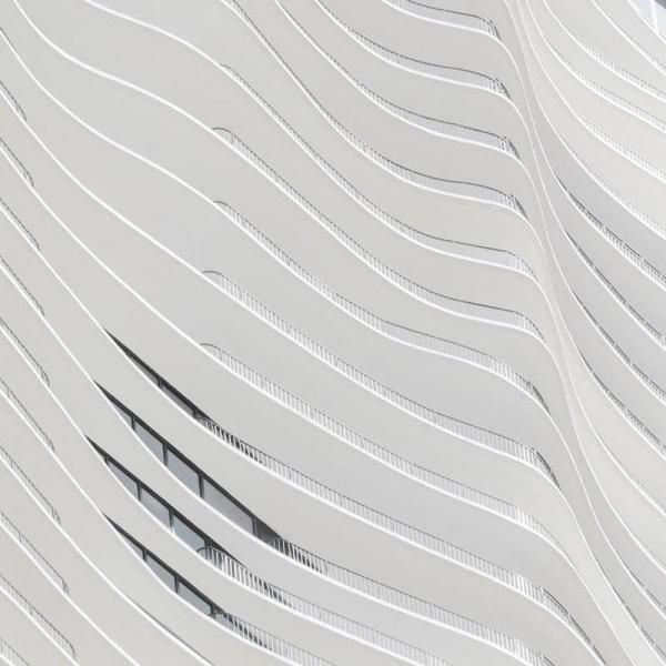 balconate architettura moderna