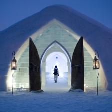 casa di ghiaccio